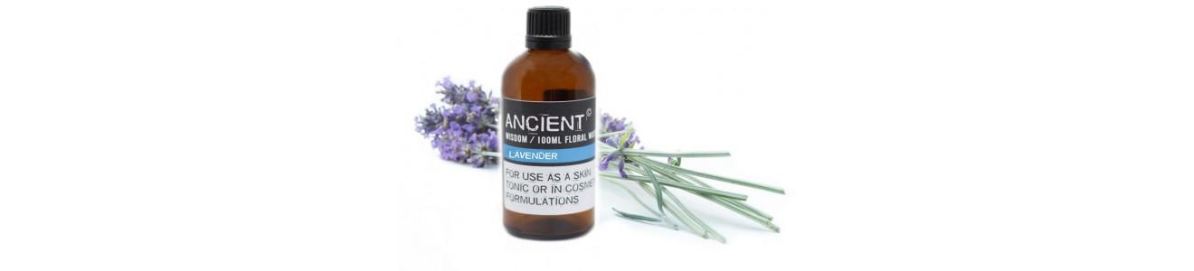 Tienda online de Aguas de Flores para aromaterapia