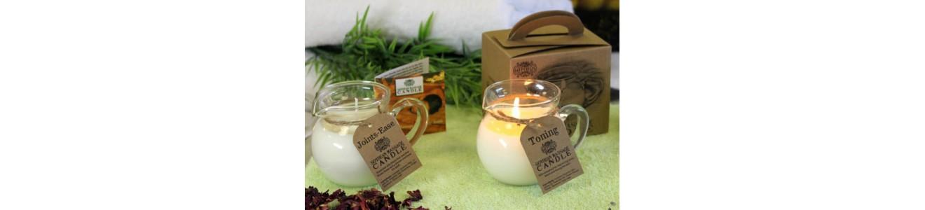 Tienda online de velas de soja para masaje