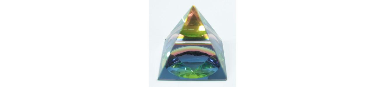 Tienda online de Pirámides de Cristal